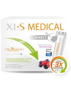 XLS MEDICAL Capteur de graisses sticks