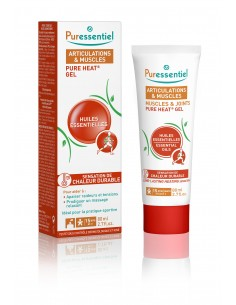 PURESSENTIEL Gel Pure Heat Articulations & Muscles