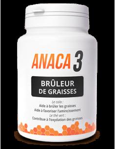 ANACA 3 Brûleur de graisses