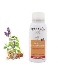 PRANAROM AROMALGIC Spray concentré muscles et articulations
