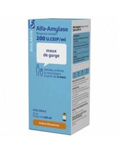 BIOGARAN Alfa-amylase