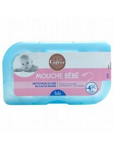 GIFRER Mouche bébé et embouts extra-souples