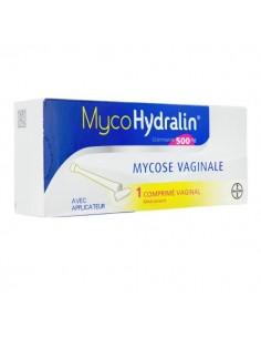 MYCOHYDRALIN Mycose vaginale comprimé 500mg