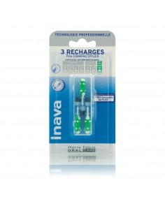 Inava Recharge Verte (ISO 6) - brossette interdentaire