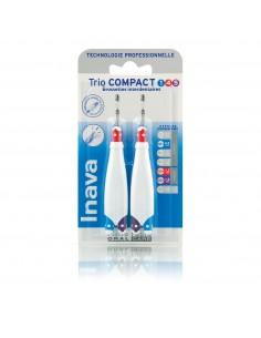 Inava TrioCompact (ISO 1/4/5) - brossette interdentaire
