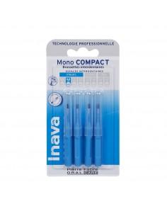 INAVA Monocompact Bleue 0.8mm brossette interdentaire
