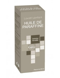 PARAFFINE HUILE GIFRER 250ML