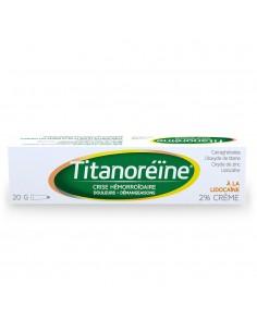 TITANOREINE Crème à la lidocaïne 2%