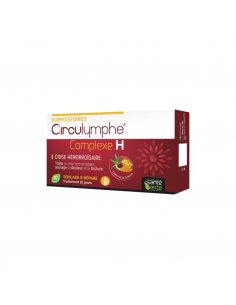 CIRCULYMPHE COMPLEXE H Suppositoires