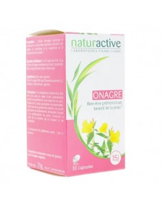 NATURACTIVE PHYTO Capsules Huile d'Onagre