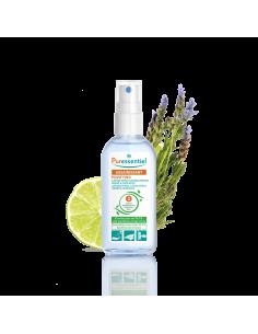PURESSENTIEL Lotion Spray Antibactérien mains & surfaces