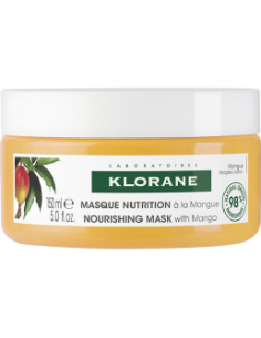 KLORANE Masque capillaire réparateur à la Mangue