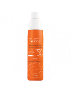 AVENE SOINS SOLAIRES Spray SPF 50+
