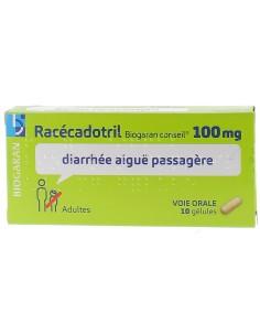 RACECADOTRIL 100 mg