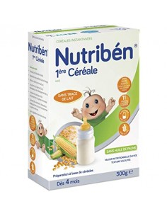 NUTRIBEN 1ères Céréales