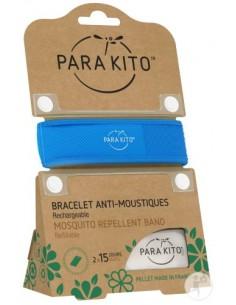 PARAKITO Bracelet Anti-Moustiques