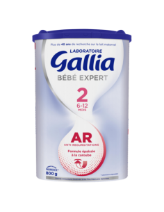 GALLIA Bébé Expert AR 2ème Age