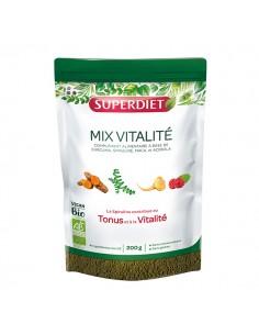 superdiet mix vitalité bio