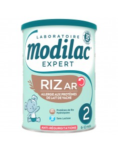 MODILAC Expert Riz AR 2ème Age