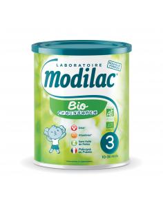 MODILAC Bio Croissance Lait 3 ème Age