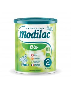 MODILAC Bio Lait 2 ème Age