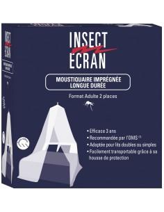 INSECT ECRAN Moustiq imprégnée 2 places Ad
