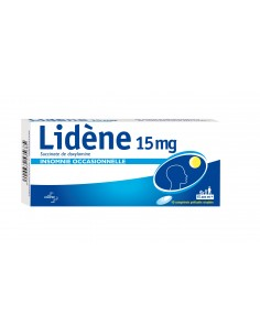 COOPER Lidène 15 mg