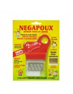 NEGAPOUX Peigne à poux
