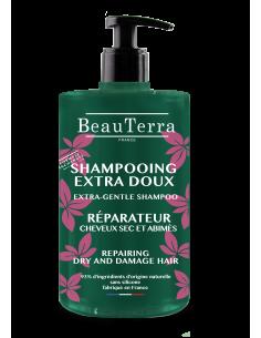 BEAUTERRA Shampoing extra-doux réparateur