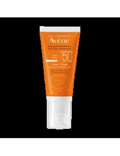AVENE SOINS SOLAIRES Crème SPF 50+ sans parfum