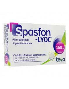 SPASFON LYOC 160mg