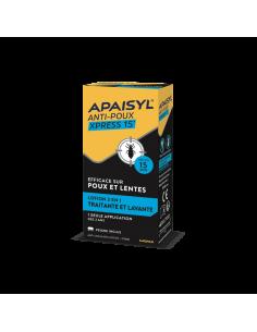 APAISYL Anti-Poux Xpress 15'