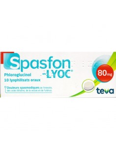 SPASFON LYOC 80mg
