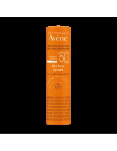AVENE SOINS SOLAIRES Stick lèvres 50+
