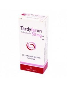 TARDYFERON 50mg