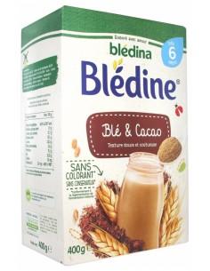 BLEDINA Blédine blé&cacao