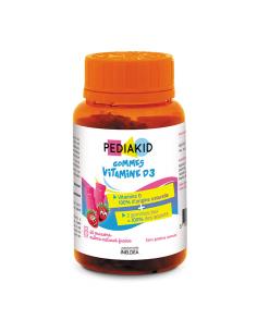 PEDIAKID Gommes Vitamine D3