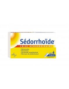 SEDORRHOIDE Suppositoire