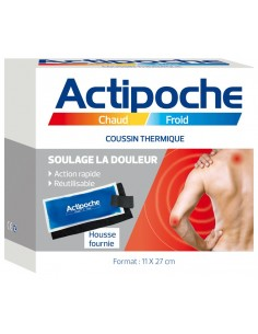 ACTIPOCHE CHAUD/FROID 11X27CM