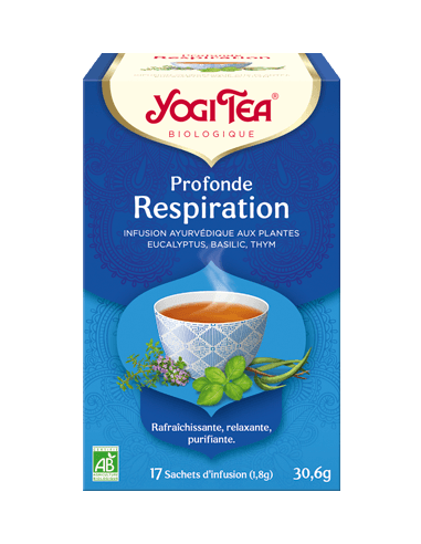 YOGI TEA Profonde Respiration