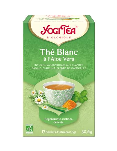 YOGI TEA Thé Blanc