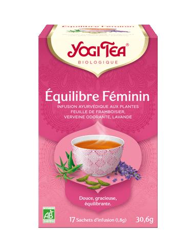 YOGI TEA Equilibre féminin