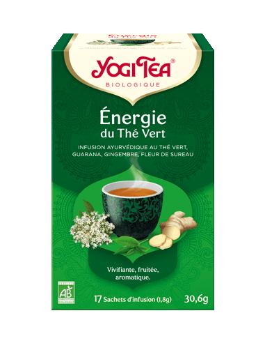YOGI TEA Energie du Thé Vert