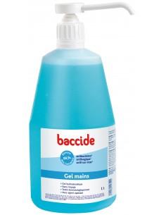 BACCIDE FLACON POMPE 1L