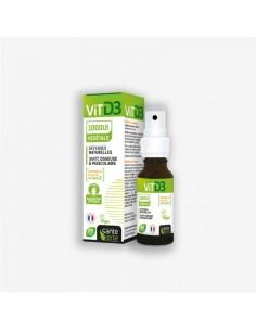SANTE VERTE Vitamine D3 1000UI Végétale