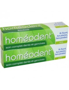 HOMEODENT Soin complet Anis lot de 2