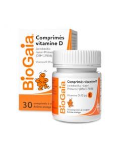 BIOGAIA Comprimés +Vitamine D