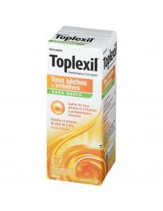 TOPLEXIL, Toux sèches et...