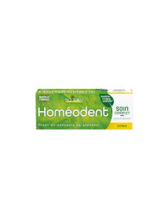 BOIRON Homeodent Soin complet Citron