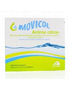 MOVICOL Arôme citron boîte...